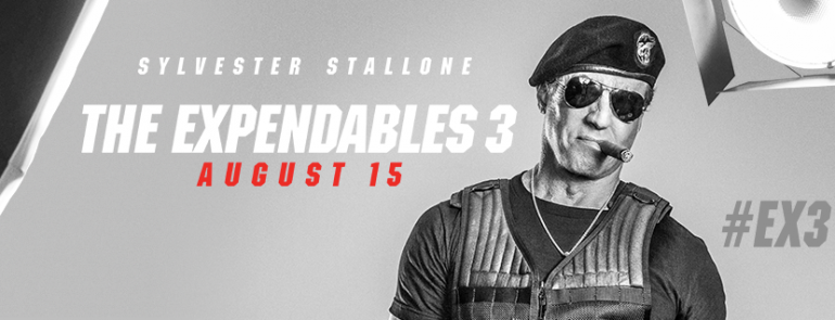 Fonte: https://www.facebook.com/TheExpendables3Movie