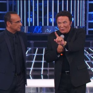 TALE E QUALE SHOW 2014 - Gianni Nazzaro as Tom Jones