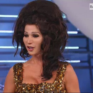 TALE E QUALE SHOW 2014 - Veronica Maya as Nina Zilli