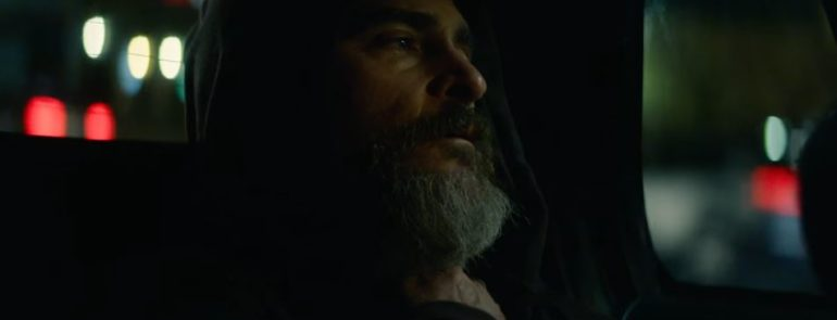 "Foto: ""You Were NEver Really Here"" Official Clip"