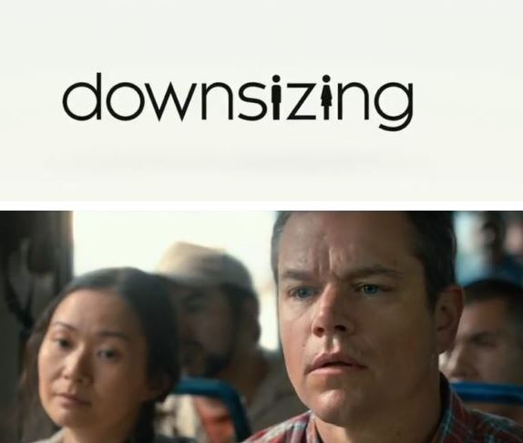 "Foto: Official ""Downsizing"" Cast Intro"
