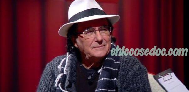 """""""L'INTERVISTA"""" - Al Bano Carrisi ospite"""