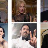 """GOLDEN GLOBES 2018"": VINCONO ""THREE BILLBOARDS OUTSIDE EBBING, MISSOURI"" E LA SUA PROTAGONISTA, FRANCES MCDORMAND.. NICOLE KIDMAN E ""BIG LITTLE LIES"""