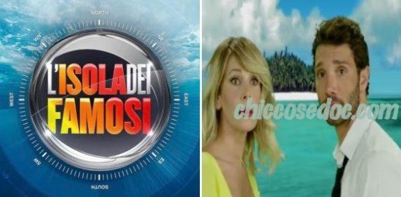 """""""ISOLA DEI FAMOSI 13"""" - Logo"""