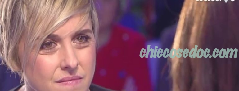 """VERISSIMO"" - Nadia Toffa ospite"