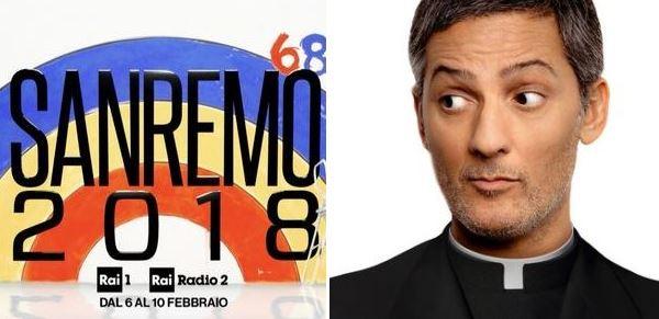 """""""SANREMO 2018"""" - Fiorello superospite"""