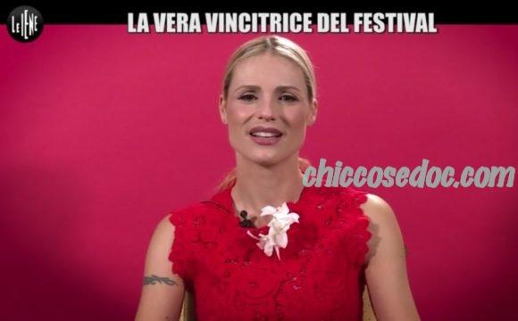 """""""LE IENE"""" - Michelle Hunziker intervistata"""