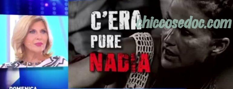 """""""DOMENICA LIVE"""" - Nadia Rinaldi vs Eva Henger"""
