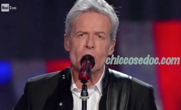 """""""SANREMO 2018"""" - Claudio Baglioni"""