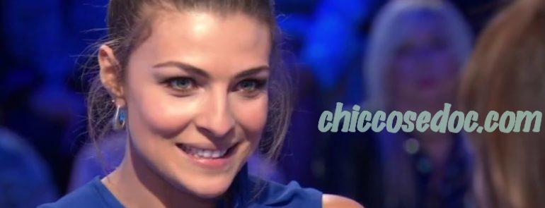 """VERISSIMO"" - Cristina Chiabotto ospite"