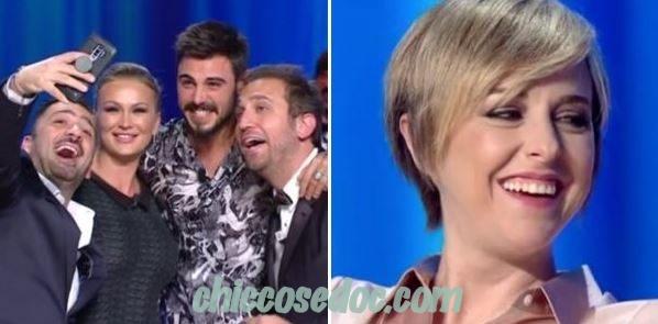 """""""MAURIZIO COSTANZO SHOW"""" - Lino Banfi, Francesco Monte, Eva Henger, Nadia Toffa, Paolo Ruffini ospiti"""