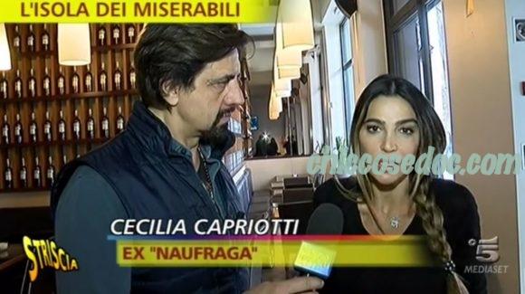 """STRISCIA LA NOTIZIA"""" - Valerio Staffelli da Cecilia Capriotti"""