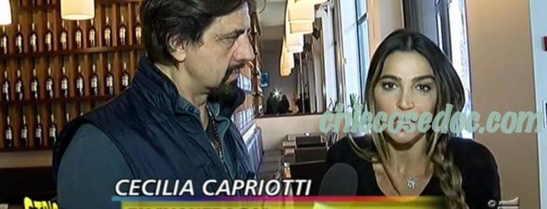 """""""STRISCIA LA NOTIZIA"""" - Valerio Staffelli da Cecilia Capriotti"""