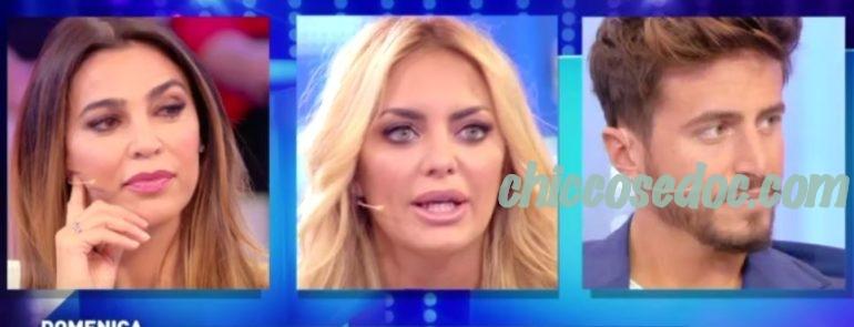 """""""DOMENICA LIVE"""" - Elena Morali vs Cecilia Capriotti"""