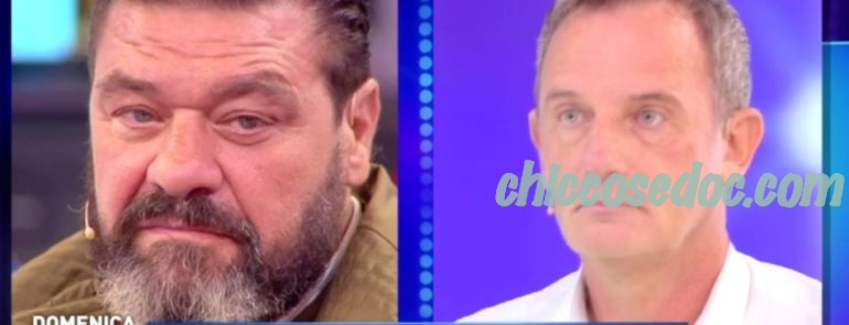 """ISOLA DEI FAMOSI 13"" - Craig Warwick vs Franco Terlizzi"