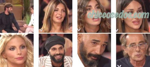 """ISOLA DEI FAMOSI 13"" - Stefano De Martino, Nino Formicola e i naufraghi finalisti ospiti a ""Verissimo"""