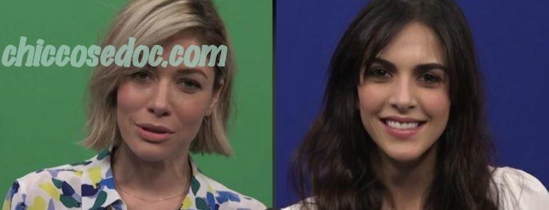 """""""LE IENE"""" - Intervista doppia alle attrici Sarah Felberbaum e Rocìo Munoz Morales"""