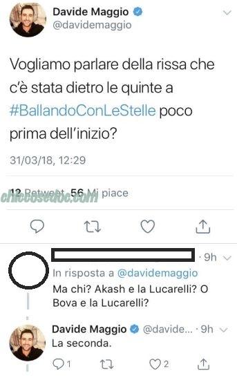 """""""BALLANDO CON LE STELLE 13"""" - Raoul Bova vs Selvaggia Lucarelli"""