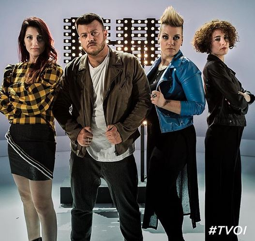 Fonte: https://www.facebook.com/Thevoiceufficiale