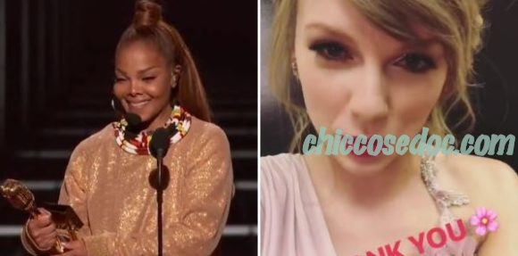 """BILLBOARD MUSIC AWARDS 2018"" - Premiate Janet Jackson e Taylor Swift"