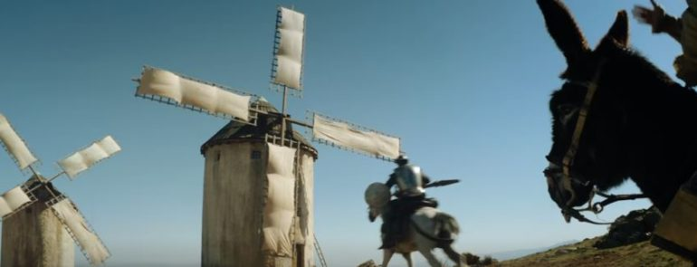 """Foto: """"The Man Who Killed Don Quixote"""" Official Trailer"""