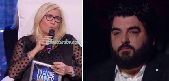 """""""CHI"""" - Antonino Cannavacciuolo nuovo giudice popolare a """"Tu Sì Que Vales"""", al posto di Mara Venier?"""