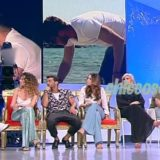 U&D: I TRONI DI SARA AFFI FELLA E NILUFAR ADDATI.. (VIDEO)