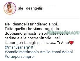 """TEMPTATION ISLAND 2"" - Alessandra De Angelis"