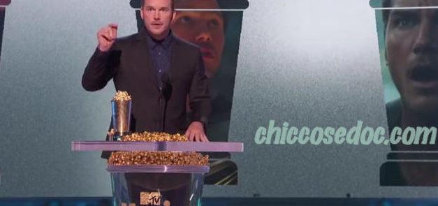 """""""MTV MOVIE & TV AWARDS 2018"""" - A Chris Pratt il """"Generation Award"""""""