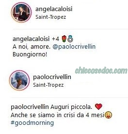 U&D - Paolo Crivellin, Angela Caloisi