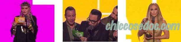 """MTV VMA 2018"" - Sul palco, Madonna ed i ""Backstreet Boys"". A Jennifer Lopez il ""Vanguard Award"""