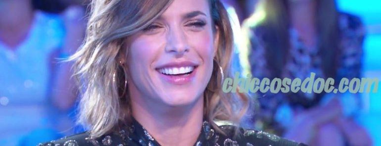 """VERISSIMO"" - Elisabetta Canalis ospite in studio"