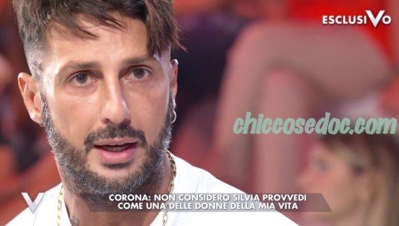 """""""VERISSIMO"""" - Fabrizio Corona sulla storia finita con l'ex fidanzata Silvia Provvedi.."""