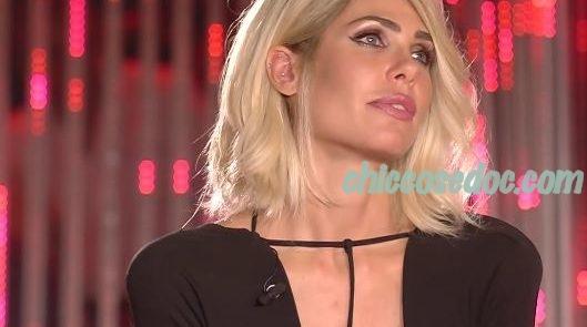 """""""GRANDE FRATELLO VIP 3"""" - Ilary Blasi veste """"DSquared2"""""""