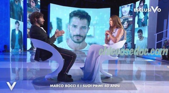 """""""VERISSIMO"""" - Marco Bocci ospite"""