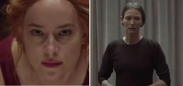 """""""MOSTRA DEL CINEMA DI VENEZIA"""" - Tilda Swinton e Dakota Johnson protagoniste di """"Suspiria"""""""
