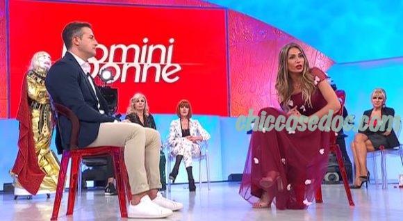 """U&D - Ida Platano e Riccardo Guarnieri, protagonisti di """"Temptation Island"""", di nuovo protagonisti del """"Trono Over"""".."""