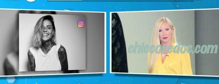 """""""MATTINO 5"""" - La telefonata in diretta di Zoe Cristofoli.."""