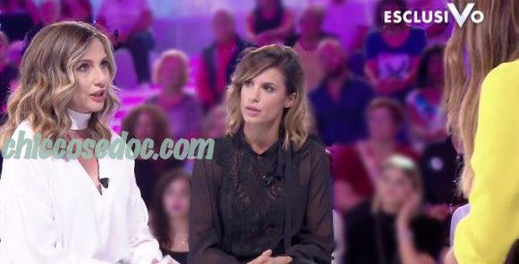 """""""VERISSIMO"""" - Elisabetta Canalis e Lorella Cuccarini ospiti in studio.."""