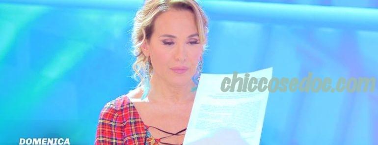 """""""DOMENICA LIVE"""" - Barbara d'Urso"""