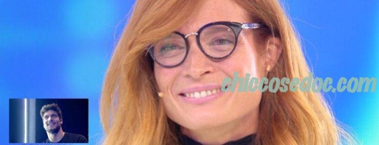 """DOMENICA LIVE"" - Jane Alexander, in studio, come l'ex velino Elia Fongaro.."
