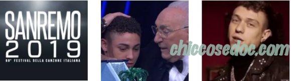 """""""SANREMO GIOVANI"""" - Vince la prima serata l'ex finalista di """"Amici 17"""", Einar Ortiz"""
