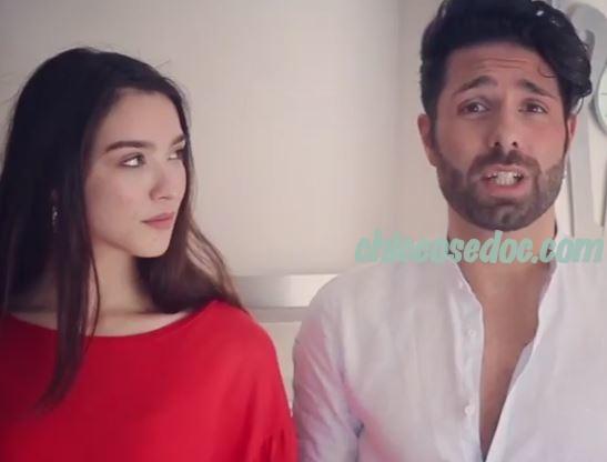 U&D - Claudio D'Angelo replica alla ex Ginevra Pisani..