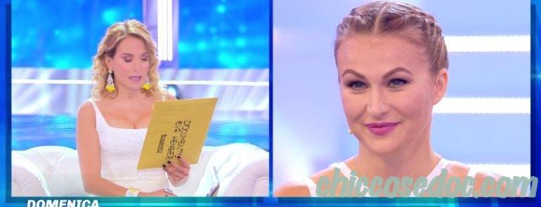 """""""DOMENICA LIVE"""" - L'annuncio in diretta di Barbara d'Urso.. """"Francesco Monte ha querelato Eva Henger!"""""""
