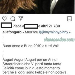 """GRANDE FRATELLO VIP 3"" - Jane Alexander, Elia Fongaro"