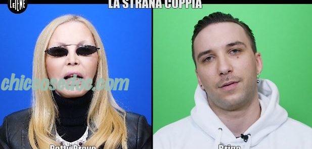 """""""LE IENE"""" - L'intervista doppia a Patty Pravo e Briga"""