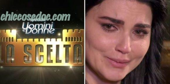 """""""SPECIALE U&D - LA SCELTA"""" - Teresa Langella prende il """"no"""" da Andrea Dal Corso..."""