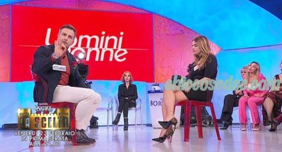 """""""TEMPTATION ISLAND 5"""" - Nel """"Trono Over"""", Riccardo Guarnieri ed Ida Platano sempre più ai ferri corti.."""
