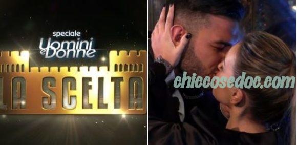 """""""SPECIALE U&D - LA SCELTA"""" - Claudia Dionigi si fa trovare al castello dopo la decisione di Lorenzo Riccardi.."""