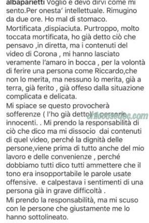 """""""ISOLA DEI FAMOSI 14"""" - Alba Parietti"""